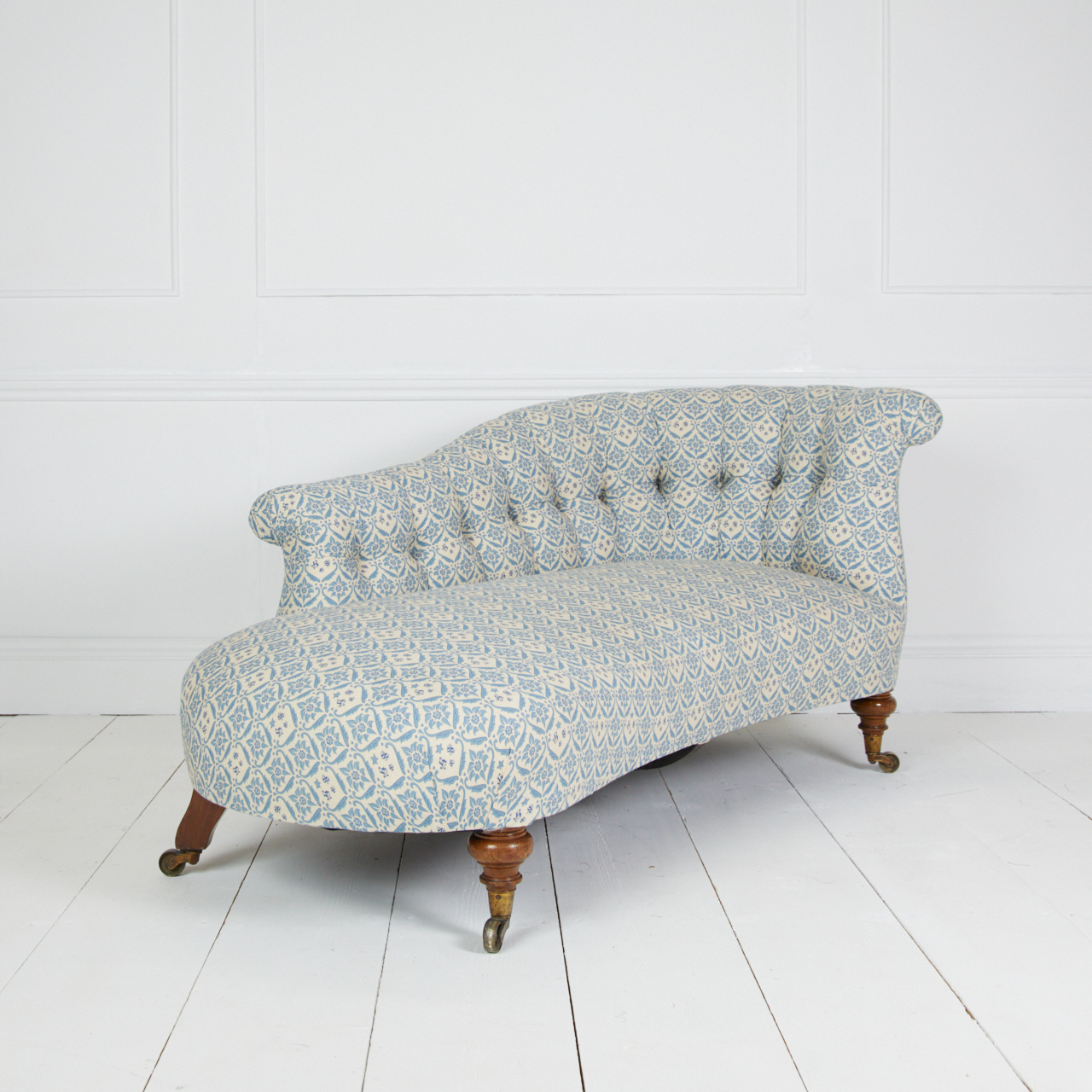 Drew Prtichard Howard and Sons Sofa Image 1