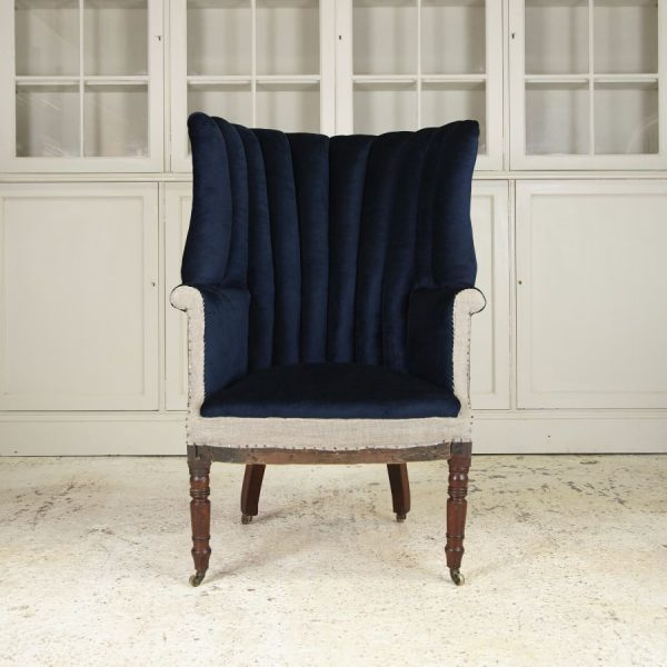 Regency wingchair