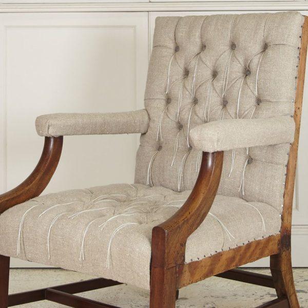 antique gainsborough chair