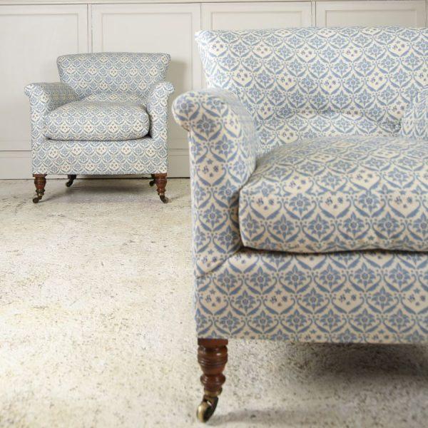 howard woodstock chair